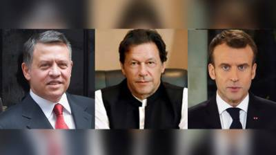 PM Imran Khan holds important telephonic contact with two key heads of states