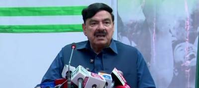 Sheikh Rashid Ahmed gives timeline of next India Pakistan war over Kashmir