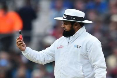 Aleem Dar reveals who inspired him to become the Cricket Umpire