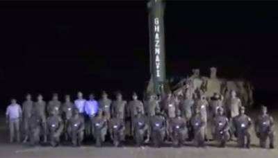 Pakistan successfully test launches night training of ballistic missile