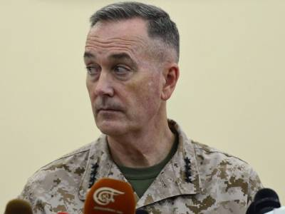 Top US General respond over peace deal with Afghan Taliban