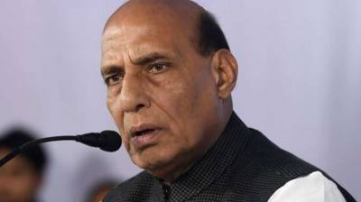 Indian defence minister Rajnath Singh threatens Pakistan, wants Azad Kashmir be part of India