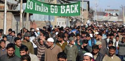 Kashmiri youth martyred, scores injured by Indian troops shelling and pellet guns fire