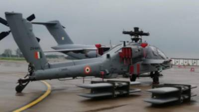 Big boost to Indian Air Force combat firepower capability, deployment near Pakistan border
