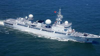 Chinese surveillance ships spying on Indian Naval Bases, claim Indian intelligence agencies