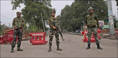Indian troops martyred 16 Kashmiris in worst act of state terrorism