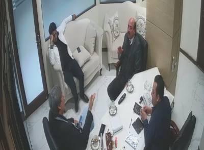 Judge Arshad Malik video scandal: Main suspect Mian Tariq claims his son missing