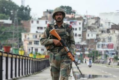 Kashmiri Commander ask for Pakistan Military intervention in Occupied Kashmir liberation from India