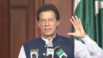 PM Imran Khan makes important statement over Nuclear weapons use policy in case of war against India