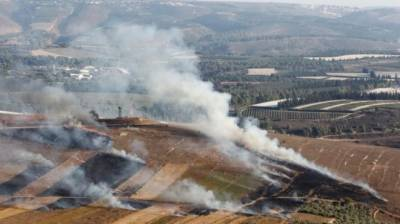 Several Rockets fired into Northern Israel