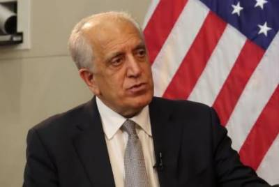 US Top Envoy Zalmay Khalilzad reveals details of peace agreement with Afghan Taliban