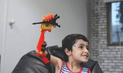 Robotics Arm: Pakistani engineers stun World with their new innovation