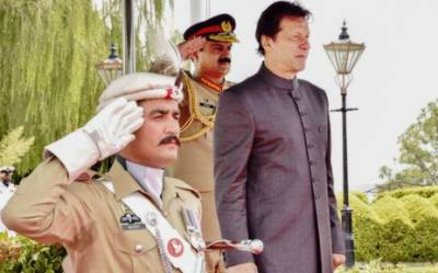 Defence Day: PM Imran Khan to leave for Line of Control in AJK