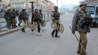 Indian BJP government gets a blow from within over pursuing blind law in Occupied Kashmir