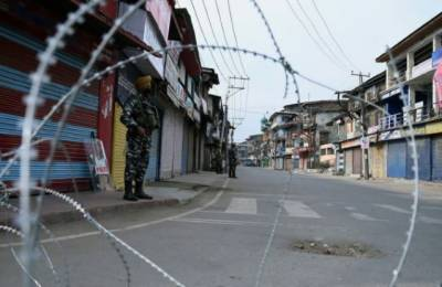 International media exposed big hypocrisy of Indian BJP government in Occupied Kashmir