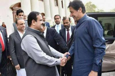 PM Imran Khan breaks silence over reports of replacement of CM Punjab Usman Buzdar