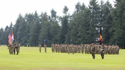 w DelhiWorld- One of the largest Military Ecercise between India and US kicks off in Washington