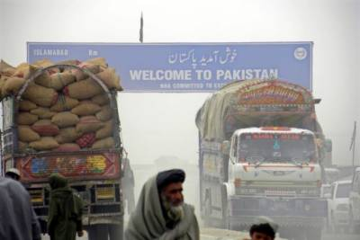 Federal government launches Integrated Transit Trade Management System at Wagah, Torkham and Chaman border