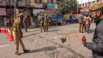 In yet another low, Indian authorities ban Muharram processions in Occupied Kashmir