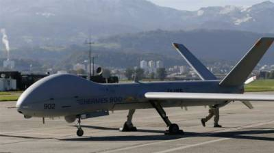 Israel launches drone strikes inside the Islamic country