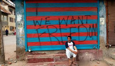 Occupied Kashmir lockdown cum curfew enters 34th day, valley remains cut off from the World
