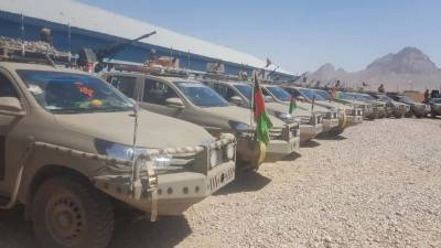 Afghan Military gets an embarrassing blow from the Afghan Taliban