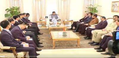Chinese Foreign Minister had important meeting with PM Imran Khan