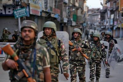 Humanitarian crisis worsens in Occupied Kashmir under military siege of India