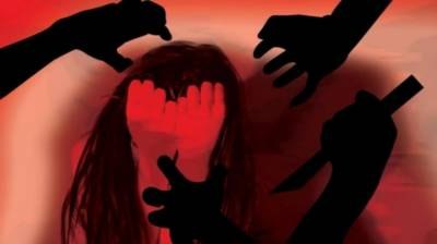 Indian Army official wife gang raped