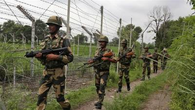Indian Army violated ceasefire yet again at LoC, Pakistan Army gives befitting response
