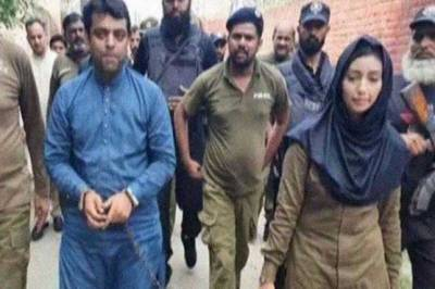 Lady Constable takes a big step after being humiliated by the justice system of Pakistan