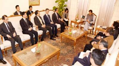Top Chinese leadership assured full support to Pakistan against India over Occupied Kashmir conflict