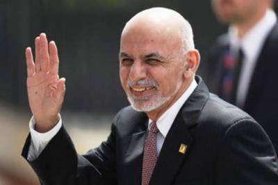 Afghan President Ashraf Ghani responds over broken peace dialogue between US and Afghan Taliban