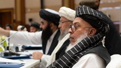 Afghan Taliban threaten Americans of dire consequences