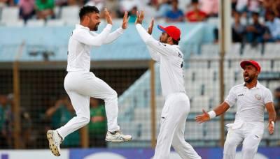 Afghanistan's Rashid Khan makes historic achievement