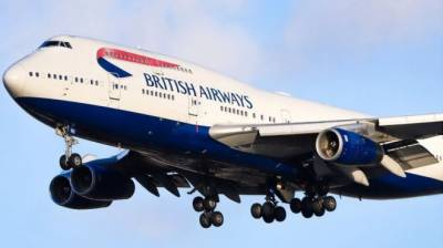 British Airways forced to cancel almost all UK flights