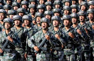 In a first, 5,000 Chinese soldiers deployed in Islamic country to protect $280 billion investment