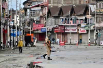 India faces international campaign over Occupied Kashmir lockdown