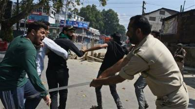 India imposes curfew in Occupied Kashmir against Muharram processions across valley