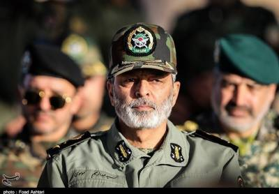 Iranian Army Chief gives a strong threat to Israel