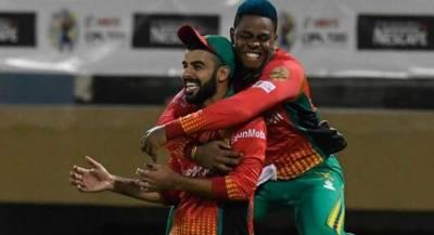 Pakistan's Shadab Khan shines in Carrabean Premier League 2019