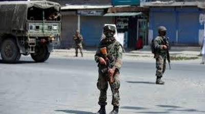 10th Muharram processions blocked by Indian Military in entire Occupied Kashmir