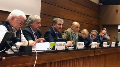 'Kashmir under Siege': Pakistan FM Qureshi lashes out at India in Geneva