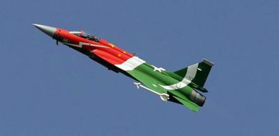 Pakistan Chinese Air forces mock battle with over 50 fighter jets