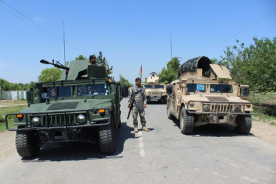 Afghan Taliban launch fierce assault on 10 provinces in Afghanistan, two key districts fall to Taliban with two more under siege