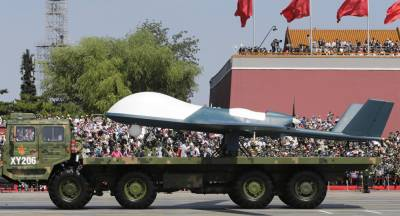 Chinese Military drones market gets a big booster