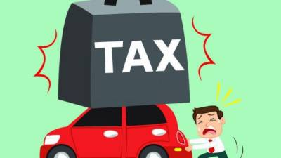 Has Pakistani government imposed enormous new taxes on vehicle registration?