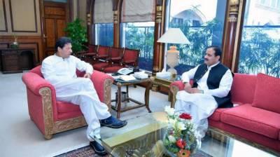 PM Imran Khan summoned CM Usman Buzdar in Islamabad