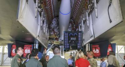 US Air Force unleash Hypersonic Missiles for strategic nuclear Bombers