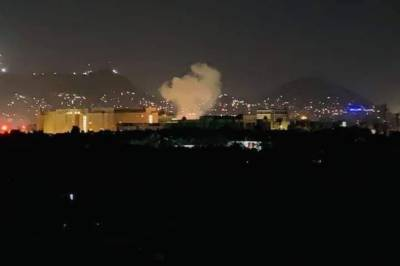 US embassy in Kabul comes under attack reportedly by Afghan Taliban